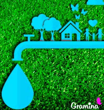 cesped artificial en murcia menos gasto en agua